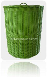 wicker laundry basket australia