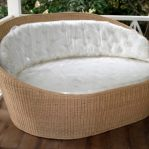 Daybed Rotan Alami